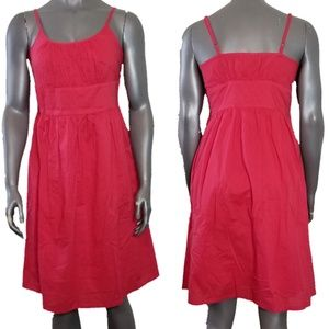 GAP Coral Summer Dress
